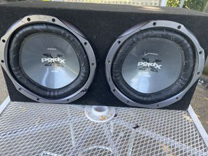 Sony Subwoofers 12 inch for Sale in Fresno, CA