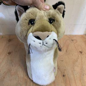 Plush Cougar Golf Head Cover for Sale in Marysville, WA