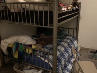 Grey Bunk Bed for Sale in Port Orchard,  WA