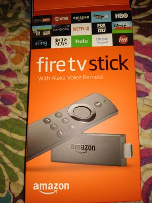Unlocked Fire Tv Stick for Sale in Converse, TX