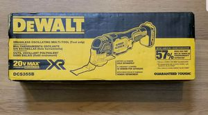 Dewalt multitool 20v XR for Sale in Alexandria, VA