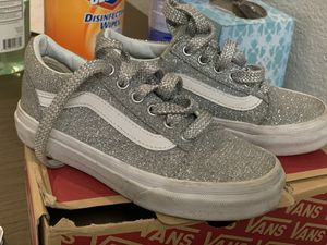 Size 13 glitter vans for Sale in Pleasant Hill, CA