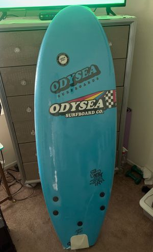 Odysea Surfboard Brand New still in wrap small little dent shown in 3rd pic, other then that it's flawless for Sale in Anaheim, CA
