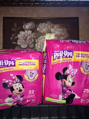 Huggies Pull-ups for Sale in Portsmouth, VA