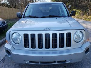 2007 jeep patriot 4x4 with 155miles for Sale in Austell, GA