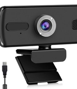 Webcam with Microphone-1080P USB for Sale in Brooklyn,  NY