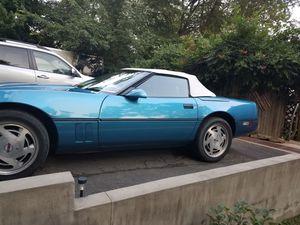 1989 chevy corvette for Sale in Dunellen, NJ