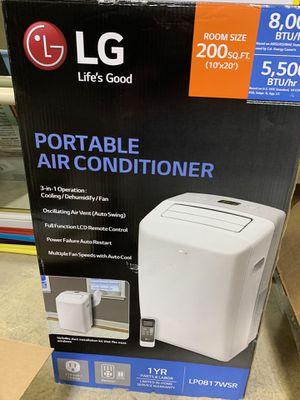 Dehumidifier and ac unit w remote for Sale in Oakton, VA