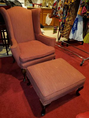 Antique Chair with omima for Sale in Forest Heights, MD