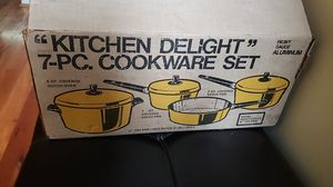 """Kitchen delight "" 7pc. Cookwear set for Sale in Baltimore, MD"