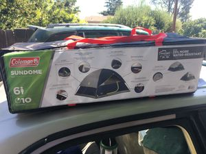 Coleman tent and stove brand new for Sale in La Mesa, CA