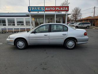 2002 Chevrolet Malibu for Sale in Union Gap,  WA