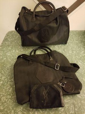 YSL Yves Saint Laurent Fragrances luggage set for Sale in Portland, OR