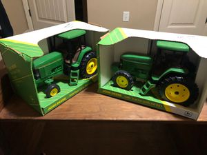 John Deere 7600 Row Crop Tractor and JD 7600 with MFWD for Sale in Weatherford, TX