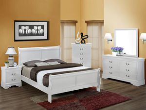 Complete bedroom set new for Sale in Fairfax, VA