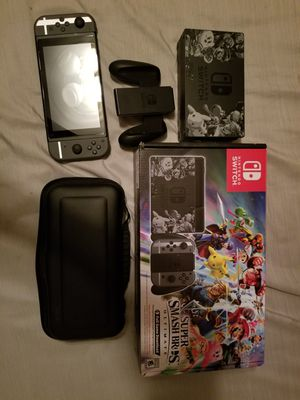 Nintendo Switch. Smash Bros Edition for Sale in Winter Haven, FL