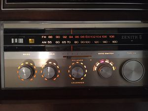 Zenith Antique Stereo for Sale in Ripon, CA