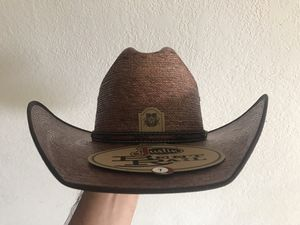 df72b714bca25 100x Larry mahan beaver hat size 6-7 8 for Sale in Mesquite