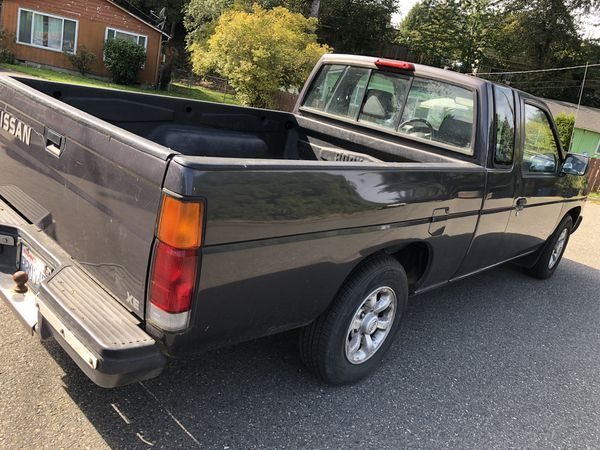 1997 Nissan Pick up XE