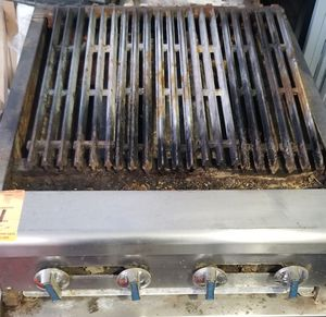 "Radiance 24"" charbroiler for Sale in Boston, MA"