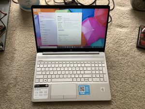 HP 15-dw2063st 8GB, 128GB, 10th Gen CPU for Sale in Chelmsford, MA