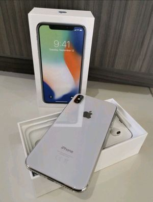iPhone X 256gb for Sale in Bellevue, WA