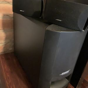 Bose Speaker system for Sale in Scottsdale, AZ