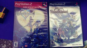 Kingdom Hearts PS2 for Sale in Dallas, TX