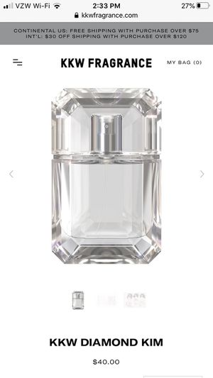 KKW Diamonds Fragrance for Sale in Santee, CA
