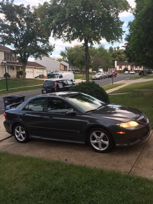 2003 Mazda 6 for Sale in Silver Spring, MD