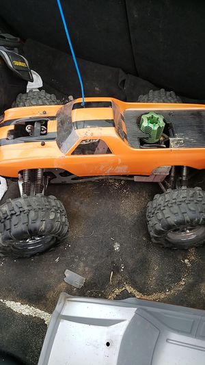 Savage 25 with ofna .27 motor rtr for Sale in Harrisonburg, VA