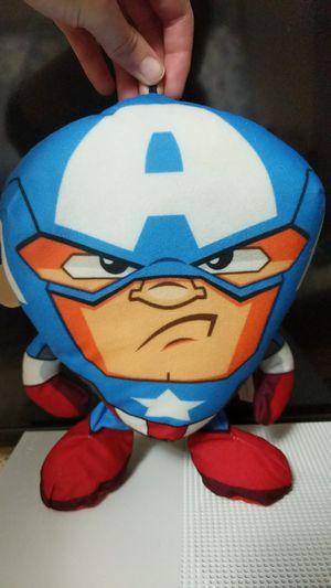 Captain America Plush for Sale in Puyallup, WA