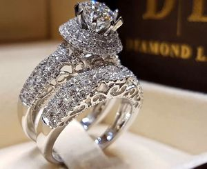 Ring silver zircon stone women for Sale in Hanover Park, IL