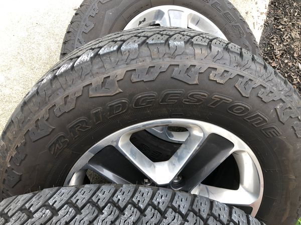 Bridgestone Dueler / Jeep Wangler