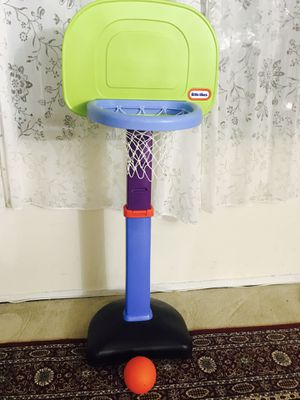 Little Tikes - basketball hoop for Sale in Falls Church, VA
