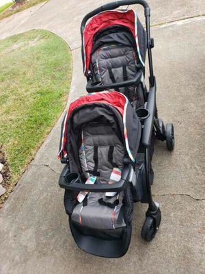 Gracó Modes Duo Double Stroller for Sale in Houston, TX