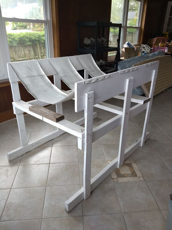 Boat rack for display or storage