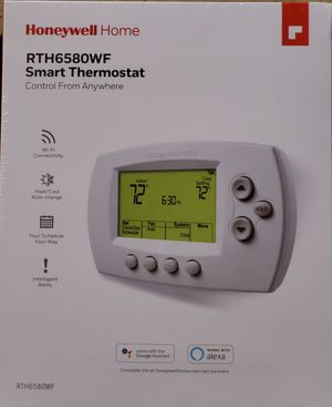 Wi-Fi Programmable thermostat for Sale in Baltimore, MD