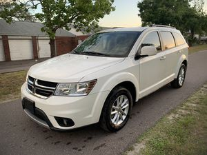 2015 Dodge Journey SXT V6 AWD 52K Miles White for Sale in Tampa, FL