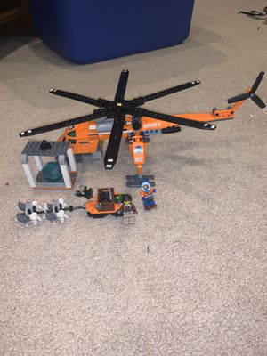 LEGO CITY Arctic Helicrane #60034 for Sale in Medina, OH