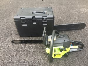 "Poulan 16"" chainsaw P3816 for Sale in Middletown, MD"
