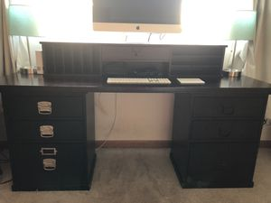 Bedford Desk Hutch from Pottery Barn for Sale in Third Lake, IL