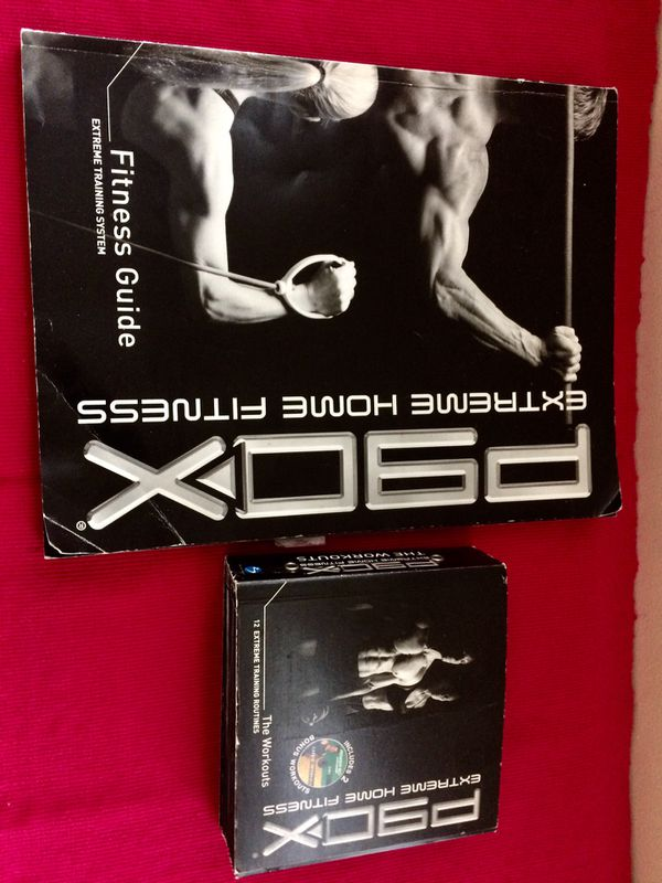 P90X Extreme Home Fitness CDs