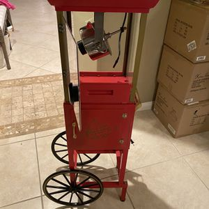 Movie Theater Popcorn Machine for Sale in Temecula, CA