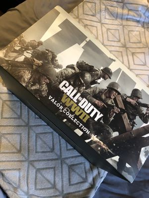 Call of Duty WWII Valor Collection for Sale in Phoenix, AZ
