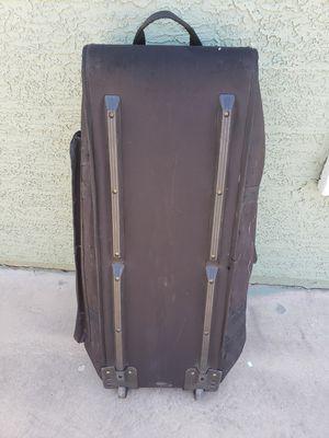 Kaces drum hardware bag with wheels for Sale in Phoenix, AZ