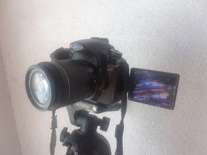 Canon eos 60 d camera hd for Sale in Las Vegas, NV