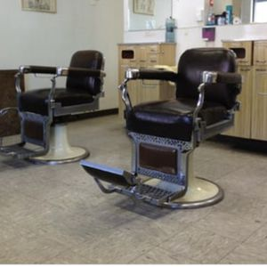 Koken Barber Chair for Sale in Lafayette, CA