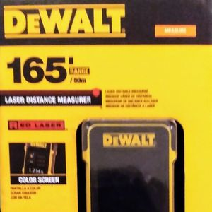 """DEWALT"" LASER DISTANCE MEASURER for Sale in Turlock, CA"