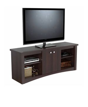 Inval Transitional Espresso 60-inch TV Stand 11C-1471 for Sale in St. Louis, MO